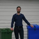 Strap can end your wheelie bin woes