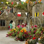 THE 8th ANNUAL GALWAY GARDEN FESTIVAL - CLAREGALWAY CASTLE.