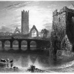 Claregalway Castle and Abbey