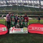 Carnmore National School win SPAR FAI soccer title at the Aviva