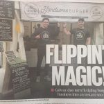 Flippin' Magic! Galway duo turn fledgling burger business into an instant success