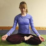 Yoga with Grainne O'Malley in Claregalway.