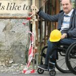 What it feels like to lose the use of your legs - James Gorry