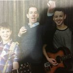All set for the Toy Show! Galway buskers and trad trio selected for biggest TV show of the year