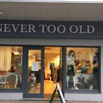 Never Too Old Charity Shop, Claregalway.