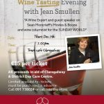 Hughes SuperValu to hold fourth annual charity wine tasting event in aid of local Day Care Centre