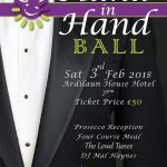 Hand in Hand look forward to another successful event to raise money to support families of children with cancer.