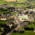 Claregalway village and it's ongoing development - by Josette Farrell