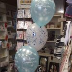 Inspirations Ballons blue
