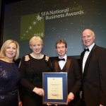 Galway-based company Revive Active wins Food and Drink Category at the SFA National Small Business Awards