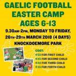 Claregalway Football updates