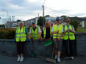 Tidy Towns Volunteers