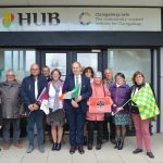 French Delegation Visit to Claregalway
