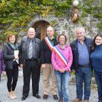 St. Viaund Delegation visit Claregalway