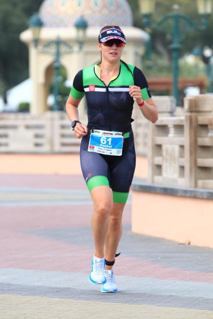 From Claregalway to Dubai - local athlete Rachel Farrell