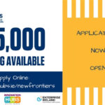 €15,000 AVAILABLE FROM GMIT NEW FRONTIERS BUSINESS START-UP PROGRAMME  - APPLICATIONS ARE OPEN!